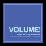 Logo Volume la revue des musiques populaires