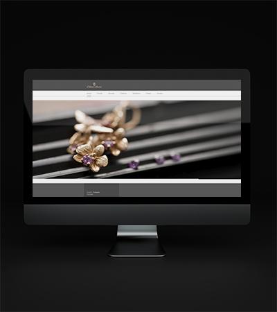 Site Internet Ollivier Savéo par Laura Maschio
