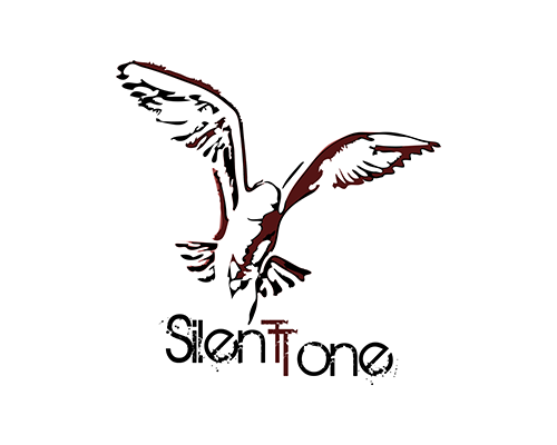 Logo Silent Tone par Laura Maschio
