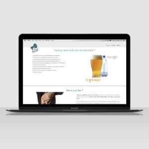 Site Internet YouBuzz - Création de logo
