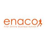 Enaco logo - École de commerce en ligne
