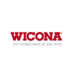 Logo Wicona - Menuiseries aluminium